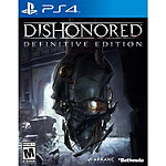 Sony Dishonored Definitive Edition for PS4