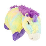 Pillow Pets® Glow Pets Rainbow Unicorn with Purple Mane 12.95