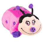 Pillow Pets® Dream Lites Mini Hot Pink Lady Bug 4.95