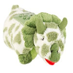 Pillow Pets® Dream Lites Mini Green Triceratops Dinosaur 4.99