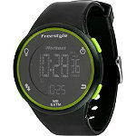 Freestyle The Sprint Black/Green Endurance Wrist Watch 45.00