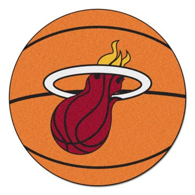 NBA Miami Heat Basketball Rug