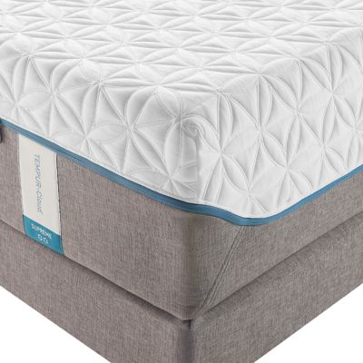 Tempur-Pedic Split/Dual California King TEMPUR-Cloud® Supreme Mattress (Foundation Sold Separately)