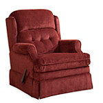 Home Stretch Carolina Persimmon Swivel Glider Recliner No price available.