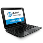 HP TouchSmart Laptop with AMD A4-1200 Accelerated Processor 299.99