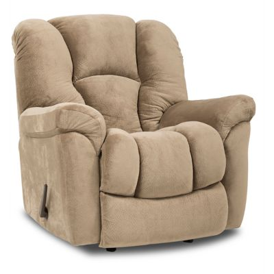 Home Stretch Fenway Mocha Rocker Recliner
