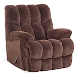 Home Stretch Chocolate Dynasty Recliner 399.00