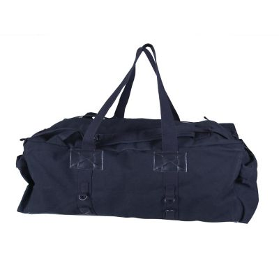 Stansport Tactical Canvas Duffle Bag