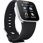 Sony Black Mobile SmartWatch Wrist Watch 149.99