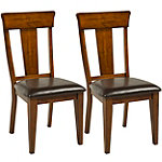 Holland House Townsend Dining Chairs Set of 2 180.00