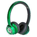 Monster Cable Green N-Tune™ On-Ear Headphones