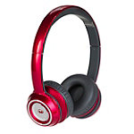 Monster Cable Red N-Tune™ On-Ear Headphones