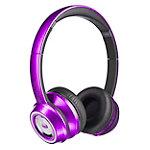 Monster Cable Purple N-Tune™ On-Ear Headphones