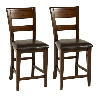 Holland House Wyatt Dining Chairs Set of 2