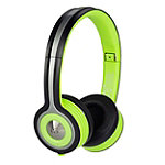 Monster Cable Green iSport® Freedom Bluetooth Wireless On-Ear Headphones