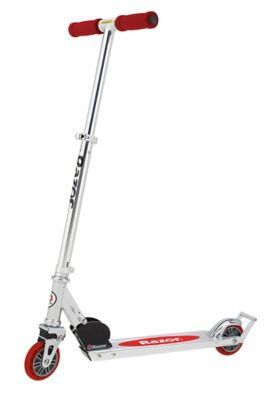 Razor Red A2 Scooter