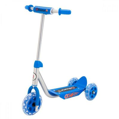 Razor Blue Lil' Kick Scooter
