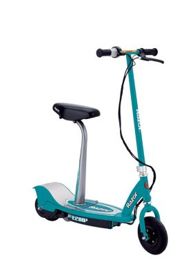 Razor Teal E200S Seated Electric Scooter