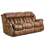 Home Stretch Tye Reclining Sofa 879.00