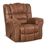 Home Stretch Gibson Chocolate Recliner