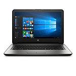 HP 14' Laptop with AMD Dual-Core E2-7110 Processor, 4GB Memory, 32GB SSD, Black