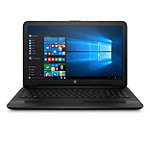 HP Laptop with AMD Quad-Core A6-7310 Processor, 4GB Memory, 500GB Hard Drive, Black
