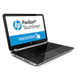 HP Pavilion TouchSmart Laptop with AMD Quad-Core A4-5000 Accelerated Processor 499.99