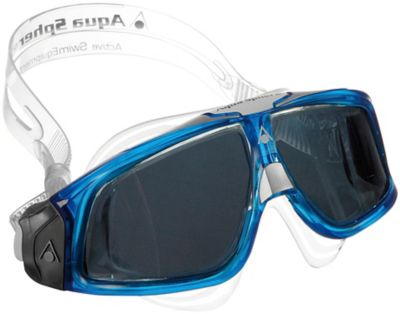 Aqua Sphere Smoke Transparent Swim Goggles