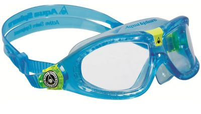 Aqua Sphere Blue Seal Kids Swim Goggles