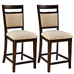 Standard Abbott Stools Set of 2 449.00