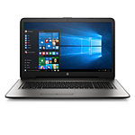 HP Laptop with AMD Quad-Core A8-7410 Processor, 4GB Memory, 500GB Hard Drive, Black