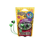 Maxell Green M&M´S Earbud Headphones 9.99