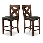 Holland House Largo Dining Chairs Set of 2 150.00