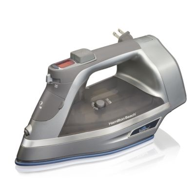 Hamilton Beach Durathon™ Digital Iron with Durathon™ Nonstick Soleplate