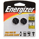 Energizer 2-Pack Coin Lithium Batteries 0.95