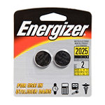 Energizer 2-Pack Watch / Electronics Cell Size 2025 Batteries 2.95