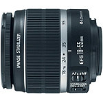 Canon EF-S 18-55mm f/3.5-5.6 IS Zoom Lens 199.99