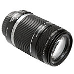Canon 55-250mm f/4-5.6 IS Telephoto Zoom Lens No price available.