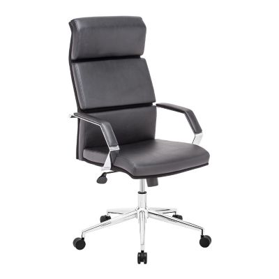 Zuo Modern Black Lider Pro Office Chair