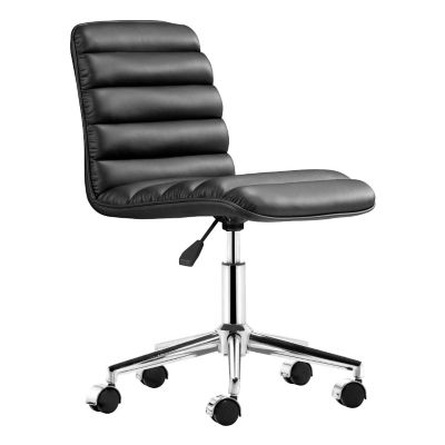 Zuo Modern Black Admire Office Chair