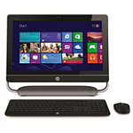 HP ENVY All-in-One PC with Intel® Pentium® Processor G870 879.99