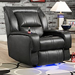 Southern Motion Black Sundance Media Power Recliner 599.00
