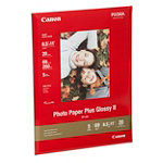 Canon 20-Sheet 8' x 10' Photo Paper Plus Glossy II 9.95