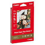 Canon 50-Sheet 4' x 6' Photo Paper Plus Glossy II 8.95