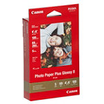Canon 100-Sheet 4' x 6' Photo Paper Plus Glossy II 12.95