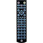 GE Black 4-Device Universal Remote