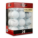 Reload 24-Pack Callaway Golf Balls 17.97