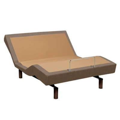Tempur-Pedic Double TEMPUR-Ergo™ Premier Brown Foundation