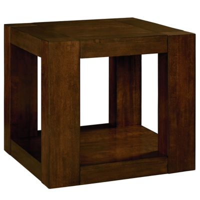Standard Franklin Rectangle End Table