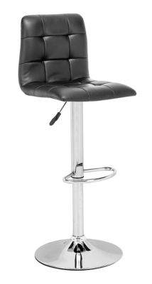Zuo Modern Black Oxygen Bar Chair